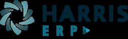 Harris ERP Logo PNG (Transparent Background)