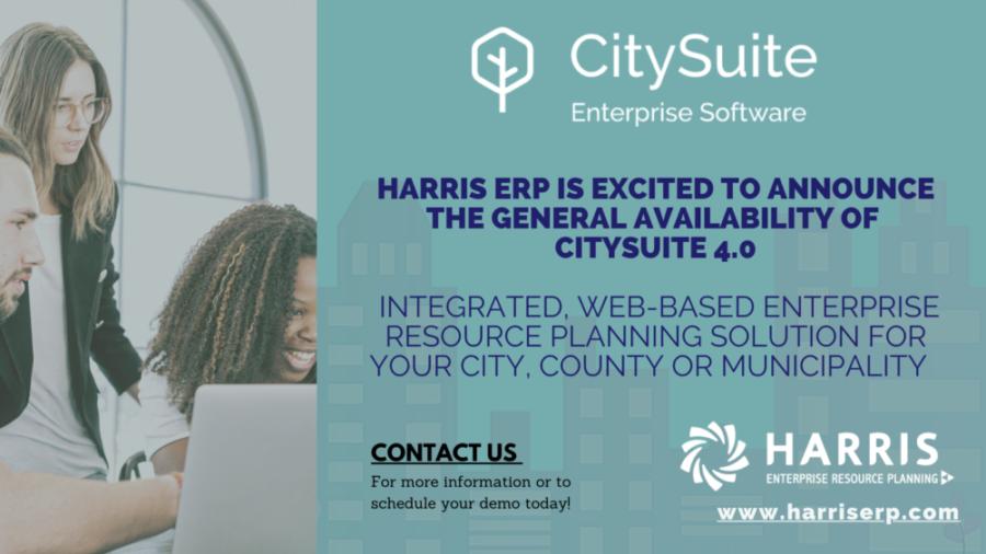 Harris ERP CitySuite 4.0
